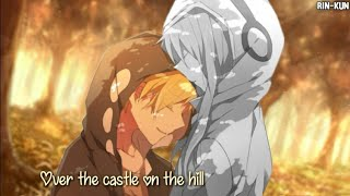 ♪ Nightcore - Castle On The Hill【Switching Vocals】