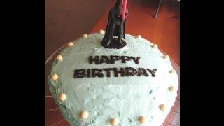 Boldog születésnapot kíván neked Darth Veder!