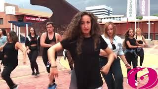 Malamente- Rosalía -Salsation Choreograpgy by Laura Gómez.