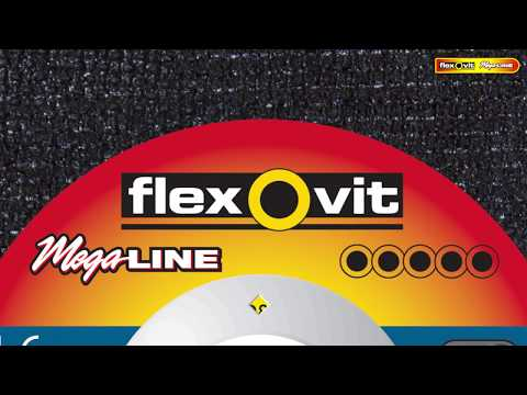Flexovit Mega-Line cutting-off wheels