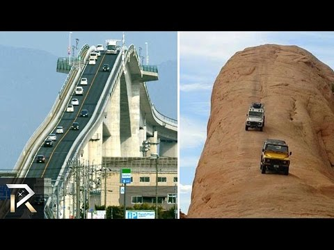 Cele mai periculoase drumuri din lume