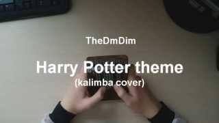 Harry Potter theme (kalimba cover) +notes
