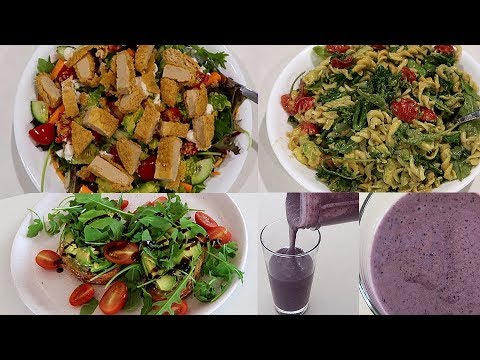 4 EASY VEGAN RECIPES | I can't cook but here goes :D | Lauren Curtis