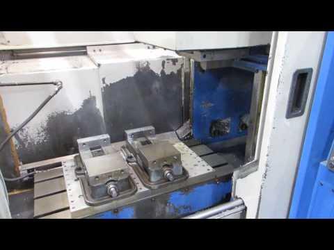 Mazak AJV 18/40 CNC Machining Center At Machinesused.com