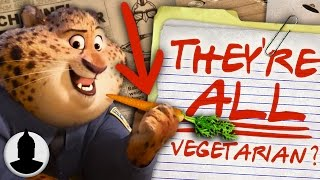 Are All the Animals in Zootopia Vegetarian? feat. Greg Poblete - Cartoon Conspiracy (Ep. 111)