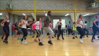 Zumba® with Iho Pin Pon Macarena remix