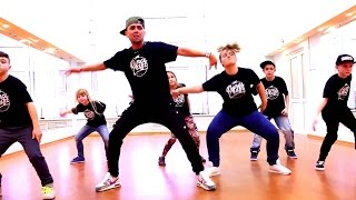 DANCE CRAFT Studio - Migos - Fight Night (10.03.2015)