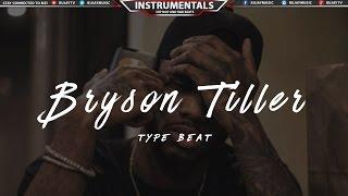 (Free) Bryson Tiller Type Beat Piano R&B Rap Instrumental Music 2016 | Hussam x Horus #Instrumentals