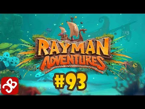 Rayman Adventures (Adventure 199 -200) iOS / Android Gameplay Video - Part 93