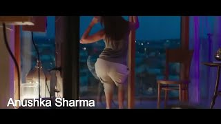 Bollywood Anushka Sharma Hot ass twerk and kissing scenes | hot n short | width=