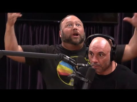 Alex Jones is Joe Rogan's intergalactic spirit animal (2019) | The Serfs