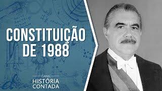 7ª Constituição Brasileira – 1988: Resumo completo - História Contada