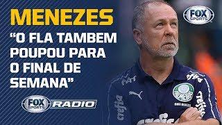 MANO MENEZES POR UM FIO! 'FOX Sports Rádio' debate