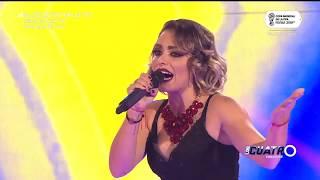 Los cuatro finalistas: mira la presentación de Rosario Vásquez-Solís