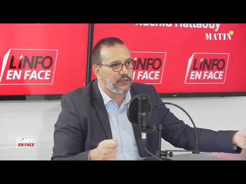 Video : Le sociologue Mehdi Alioua, invité de l'Info en Face