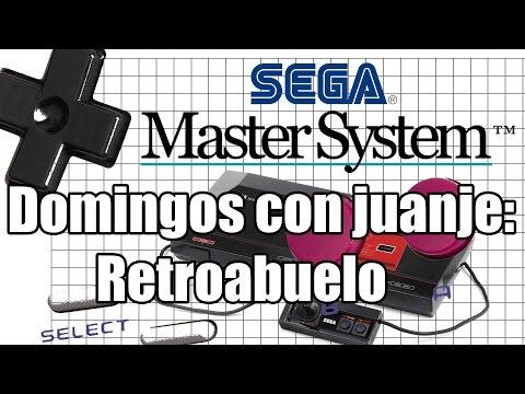 Domingos con Juanje y CIA: Retroabuelo: Master System y Game Boy