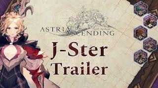 Astria Ascending trailer reveals J-Ster mini-game
