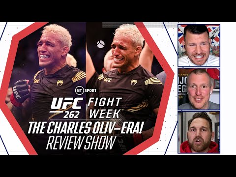UFC 262 Review Show: Charles Oliveira is the new Lightweight King! | Fight Week with Michael Bisping