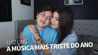 A Música Mais Triste Do Ano (Luiz Lins)   Joana Castanheira & Bruna Góes Cover Acústico