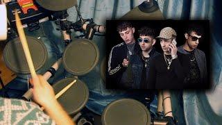 Dark Polo Gang - Pesi Sul Collo (DRUM COVER)