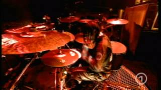Slipknot - Joey Jordison Drum cam - Heretic Anthem (Live at London 2002)