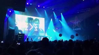Feder Blind live Electroshock à Nantes