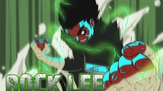 Rock Lee [AMV]