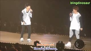 [ENG SUB] EXO Chanyeol & Baekhyun TLP Osaka