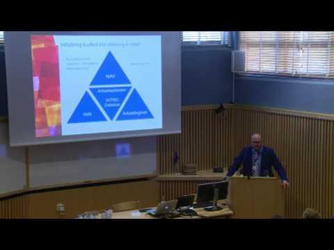 Föreläsning 5: Innvandringtjenesten i Nærøy, Lars Fredrik Mørch