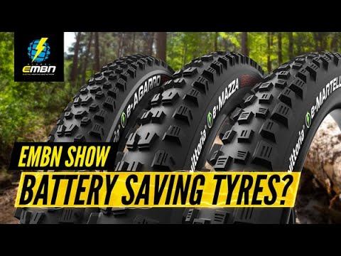 Battery Saving E Bike Specific MTB Tyres From Vittoria? | The EMBN Show Ep. 160