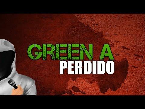Perdido de Green A Letra y Video