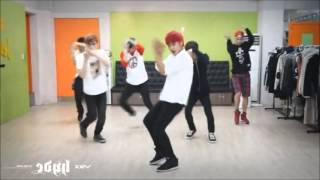 VIXX - Hyde mirrored Dance Practice