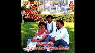 Lupita Leal y Dueto Zacan - Un Cruel Punal