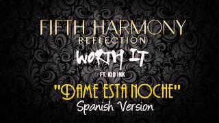 Fifth Harmony -Dame esta Noche- (Spanish Version)