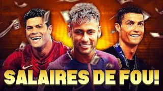 LES JOUEURS LES MIEUX PAYÉS DU FOOTBALL 2017 !