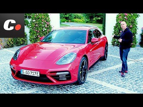 Porsche Panamera Turbo S E-Hybrid Sport Turismo | Primera prueba / Test / Review | coches.net