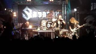 The Price Of a Mile - Sabaton live @ Rolling Stones (Milan) 10/3/2009