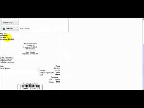 MerchantOS - Shipping Items