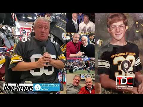 , TDC – Dave Stevens & Pittsburgh Steelers Rocky Bleier Promo, Wheelchair Accessible Homes