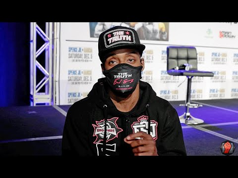 """ERROL SPENCE JR LAUGHS AT ANGEL GARCIA KO PREDICTION; """"IF I CANT GET PAST DANNY SOMETHING IS WRONG"""""""