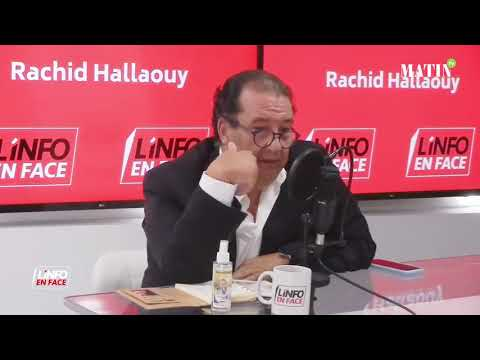 Video : L'Info en Face avec Redouane Semlali