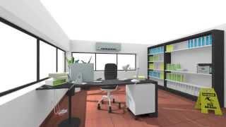 Animação para Formação em Segurança e Saúde no Trabalho