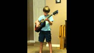 6 yr olds cover of One Republic's Counting Stars