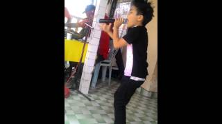 Beyonce - Listen cover by 'Ifwat Booster.