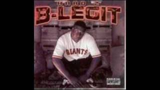 B-LEGIT/E-40-STRAIGHT FOOL