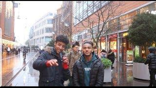 Eritrean street interview hton melsn