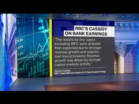 RBC's Cassidy Sees 'Classic Profit Taking' With Bank Stocks