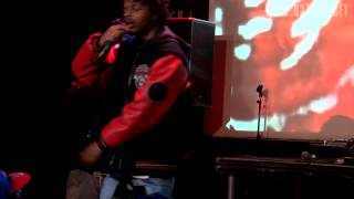 """Landim - """"Karma"""" no Musicbox, Lisboa, 09/03/2013   """"Noites da Lisa #1"""""""