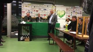 So geht es nach dem Nagel-Rücktritt bei Austria Lustenau weiter