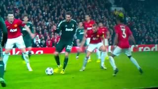 Cristiano Ronaldo Goal vs Manchester United 5.3.2013